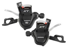 Shimano Commandes de vitesses XT SL-M780 3X10 vitesses (la paire)