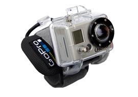 GoPro Fixation poignet