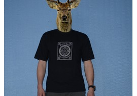 Pure Gear T-shirt Viva la Purevolution Noir