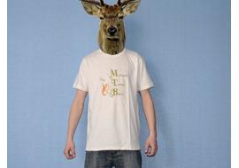 Pure Gear T-shirt MTB Spirit Crème