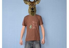 Pure Gear T-shirt MTB Spirit Chocolat