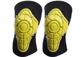 G-Form Genouillères Knee Pads Jaune 2014