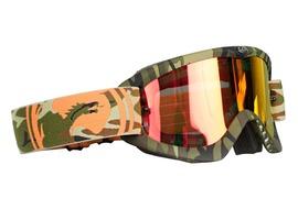 Dragon Masque MDX Camo écran rouge ionisé + écran transparent