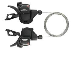 Shimano Commandes de vitesses Deore SL-M610 3X10 vitesses (la paire)