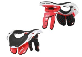 Leatt Protège cervicales DBX 5.5 Junior Rouge / Blanc 2016