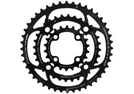 Specialites TA Plateau Chinook10 10 vitesses Noir 2014