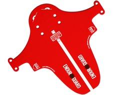 RRP Garde boue Enduroguard (fourche 80 à 120 mm) Rouge 2014