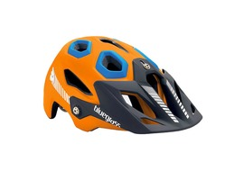 Bluegrass Casque Goldeneye Orange / Bleu 2015