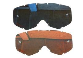 Kenny Ecran Iridium Bleu pour masque Titanium