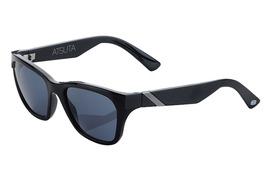 100% Lunettes Atsuta - Noir brillant - Verre gris 2016