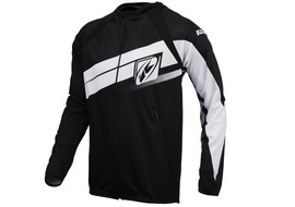 Kenny Veste casaque zippée Enduro Light Noir / Blanc 2016