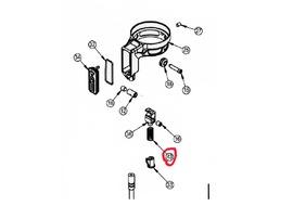 Kind Shock Ressort de rappel pour LEV (P5517)
