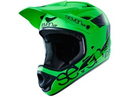 7 iDP Casque M1 Lime Taille S 2016