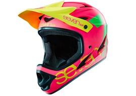 7 iDP Casque M1 Rose Taille XS 2016