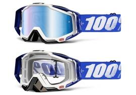 100% Masque Racecraft Cobalt Blue 2017