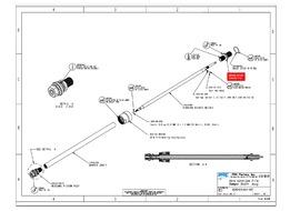 Fox Racing Shox Base Stud pour cartouche FIT4 - Fourche 32 mm 26/27,5/29