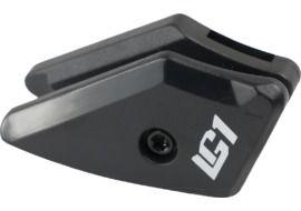 E Thirteen Plaques d'usure inférieures pour guide chaine LG1, LG1+ et LG1 Race 2017