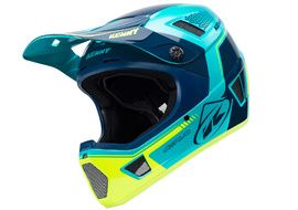 Kenny Casque Scrub Aqua Yellow 2018