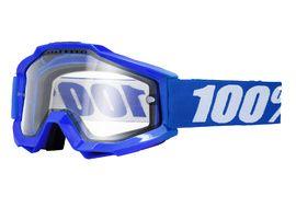 100% Masque Accuri Enduro - Reflex Bleu 2018