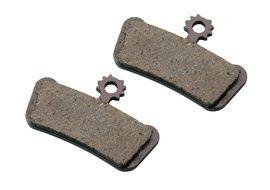Ashima Plaquettes de freins pour Avid X7 Trail / X9 Trail / X0 Trail / Sram Guide A1-B1 - Semi métallique