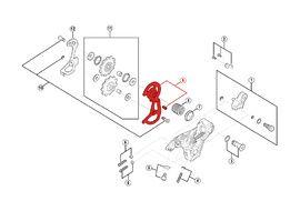 Shimano Chape Externe pour Dérailleur Saint M810