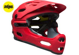 Bell Casque Super 3R MIPS Rouge 2018