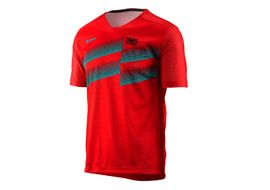 100% Maillot Airmatic Rouge 2018