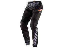 100% Pantalon R-Core Supra Noir et Gris 2018