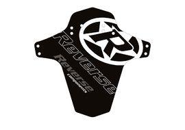 Reverse Components Garde boue Logo Noir / Blanc 2019