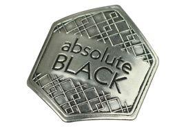 Absolute Black Autocollant métallique 2018