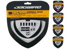 Jagwire Kit cables et gaines de frein Universal Sport