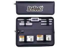 Icetoolz Kit de taraudage professionnel E158