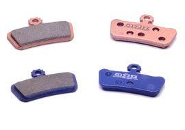 A2Z Plaquettes de freins pour Avid Guide RSC / RS / R / XO Trail