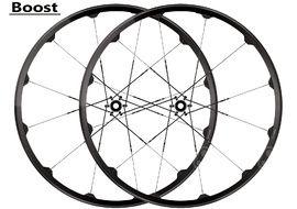 Crank Brothers Paire de roues Cobalt 3 Noir 29'' - Boost 2020