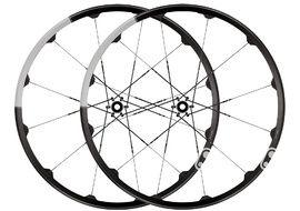 Crank Brothers Paire de roues Iodine 3 Noir et gris 27,5'' 2020