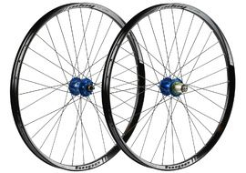 Hope Paire de roues Tech 35W Pro 4 27,5'' Bleu 2019