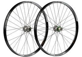 Hope Paire de roues Tech 35W Pro 4 27,5'' Argent 2019