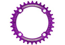 Hope Plateau Retainer Ring - Violet 2019