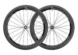 Mavic Paire de roues Crossmax Elite WTS Noir 27,5'' - Pneu 2.10 2017