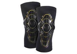 G-Form Genouillères Pro X Knee pads Noir / Jaune 2018