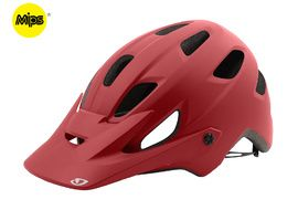 Giro Casque Chronicle Rouge Mat 2018