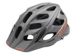 Giro Casque Hex Gris / Orange