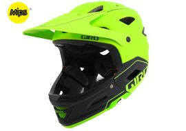 Giro Casque Switchblade MIPS Lime - Taille L