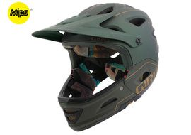 Giro Casque Switchblade MIPS Olive - Taille L