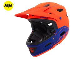 Giro Casque Switchblade MIPS Orange - Taille L