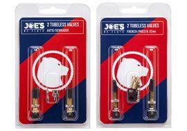 Joe's No-Flats Valve tubeless (X2)