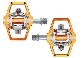 HT Components Pédales Auto T1 Orange 2019