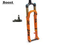 "Fox Racing Shox Fourche 32 Float SC 29"" Factory Remote FIT4 - Kabolt 15x110 Boost - Orange 2019"