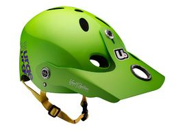 Urge Casque All-In - Vert/Violet 2018