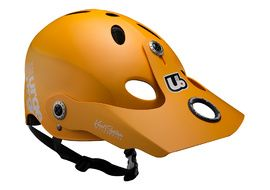 Urge Casque All-In - Orange 2018